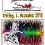 Gianluca al Pizzol Bar – 7 Dicembre – Disco Bar Live Music
