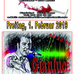Gianluca al Pizzol Bar – 1 Febraio – Disco Bar Live Music